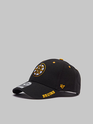 Kepsar - 47 Brand NHL Boston Bruins Defrost Black