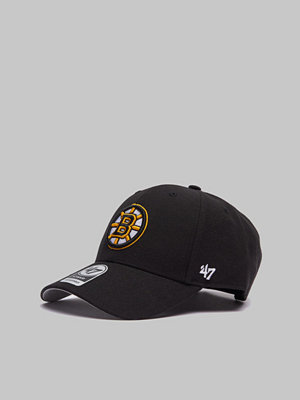 Kepsar - 47 Brand NHL Boston Bruins Black