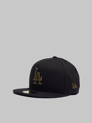 Kepsar - New Era 59Fifty League Essential LA Black/New Olive