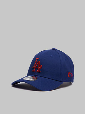 Kepsar - New Era 9Forty League Essential LA Dark Royal/Hot Red
