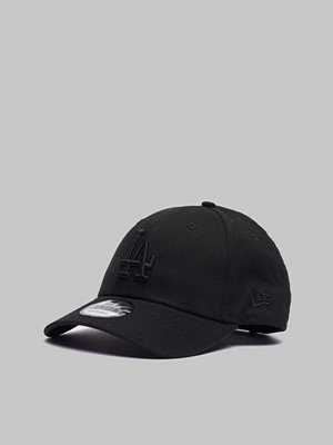 Kepsar - New Era 9Forty Snapback Mid LA Black/Black