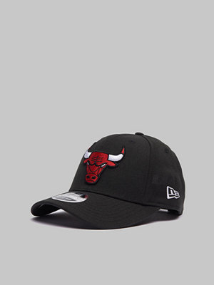 Kepsar - New Era 9Fifty Stretch Snap Chicago Bulls Black