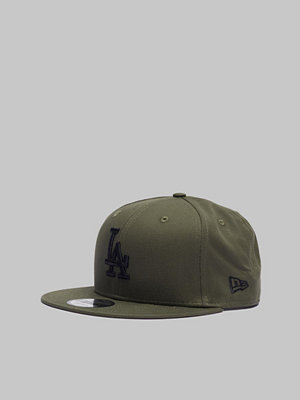 Kepsar - New Era 9Fifty LA Dodgers New Olive/Black