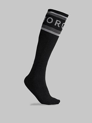 Strumpor - Björn Borg BB Ball Knee Sock 90651 Black Beauty