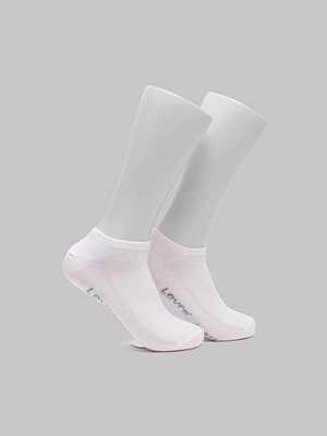 Strumpor - Levi's 2-pack Low Cut Sock 300 White