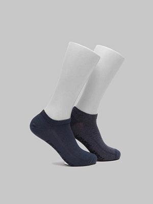 Strumpor - Levi's 2-pack Low Cut Sock 825 Navy