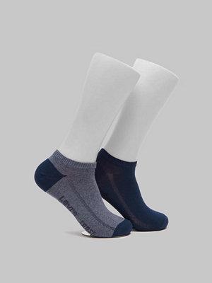 Strumpor - Levi's 2-pack Low Cut Sock 824 Denim