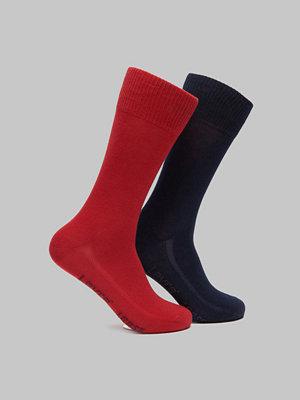 Strumpor - Levi's 2-pack Reg Cut Sock 505 Red