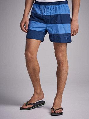 Gant Rugby Stripe 448 Poseidon blue