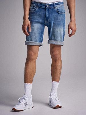 Shorts & kortbyxor - Just Junkies Mike Short EB Element Blue