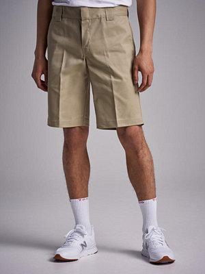 """Shorts & kortbyxor - Dickies 11"""" Slim Straight Work Shorts Khaki"""