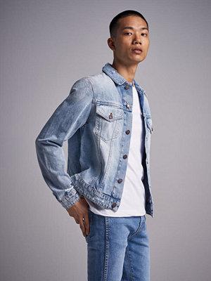Jeansjackor - Cheap Monday Legit Jacket Hex Blue