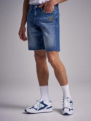Calvin Klein Jeans Slim Short 911 Berger Blue Western Badges