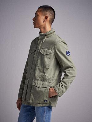 Dockers Vintage Field Jacket Depp Lichen Green