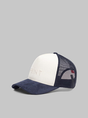 Kepsar - Upfront Truth Canvas Trucker 1152 Offwhite/Navy
