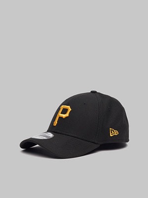 Kepsar - New Era 39Thirty Diamond Pittsburgh Black/Gold