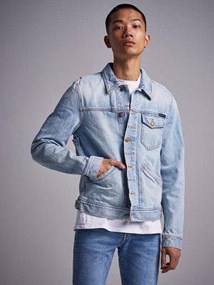 Jeansjackor - Nudie Jeans Tommy Epic Wash Light Blue