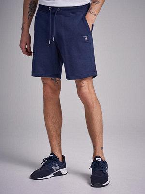 Shorts & kortbyxor - Gant The Original Sweatshorts Evening Blue