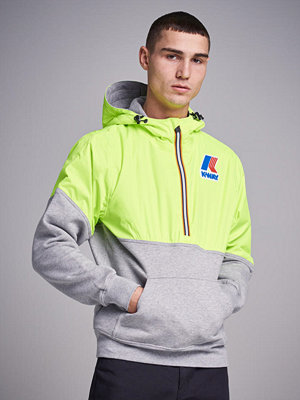 K-Way Remix Cut Jacket 900 Yellow / Grey