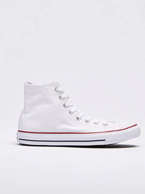Sneakers & streetskor - Converse All Star Hi Optical White