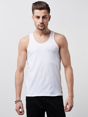 Linnen - Calvin Klein Underwear Cotton Tank Top 2P White