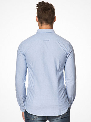 Dr. Denim Pete Shirt Light Blue