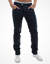 Jeans - Humör Jalle Jeans Denim Coated