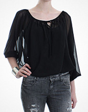 Sisters Point Erwin Blouse Black
