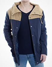Jackor - Red Collar Project Alvin Jacket Navy