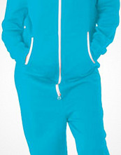 Spontaneous Jumpsuit Blue Atoll