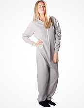 Spontaneous Jumpsuit Grey Melange