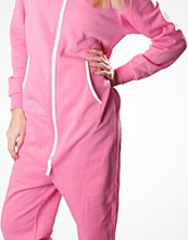 Spontaneous Jumpsuit Bubblegum Pink