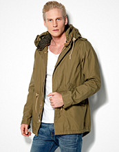 Jackor - Scotch & Soda Summer Parka Jacket