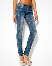 Mixed from Italy Aztec Jeans