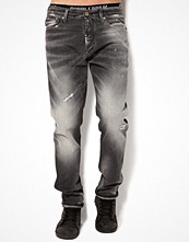 Jeans - Jack & Jones Erik original bl 198
