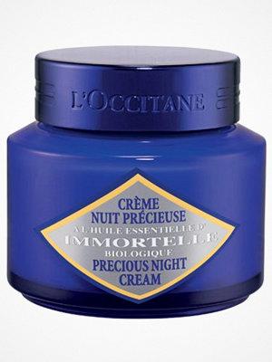 Ansikte - L'Occitane L'Occitane Immortelle Precious Night Cream (50ml)
