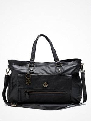 Handväskor - Pieces Totally Royal Travel Bag