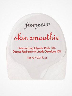 Ansikte - Freeze 24/7 Freeze 24/7 SkinSmoothie Retexturizing Glycolic Pads
