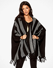 Object Perry L/S Knit Poncho