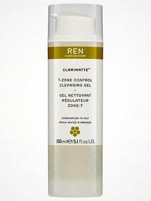 Ansikte - REN REN Clarimatte T-Zone Control Cleansing Gel (150ml)