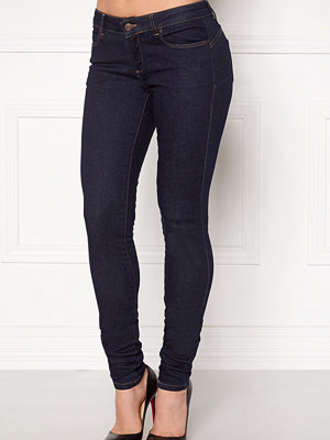Jeans - Object Skinny Sally Rinse Jeans