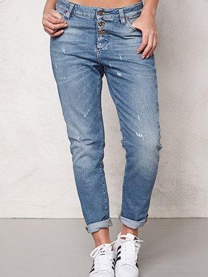 Jeans - Object Antifit Ally Zip Jeans