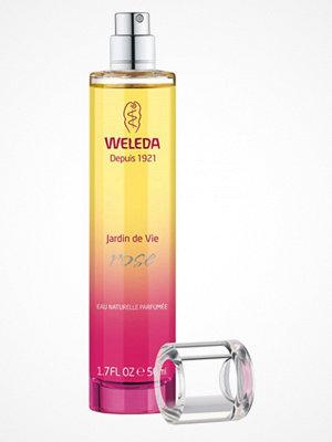 Parfym - Weleda Weleda Eau Naturelle Parfumee Jardin De Vie Rose