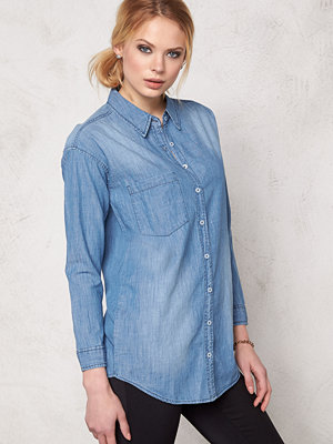 Sally & Circle Josie Denim Shirt