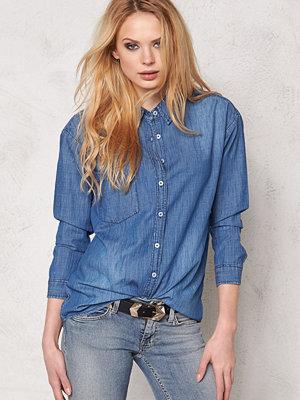 Sally & Circle Josie Denim Shirt