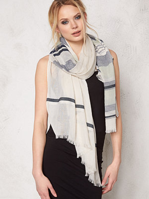 Pieces Tabesha long scarf