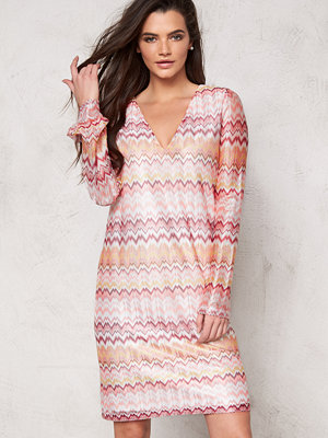 Dry Lake Ziczac Short Dress