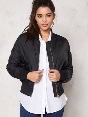 Rut & Circle svart bomberjacka New Kate Bomber Jacket
