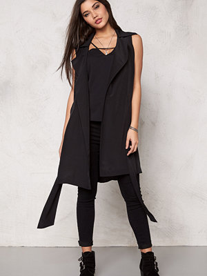 Kavajer & kostymer - Make Way Maple sleeveless trench