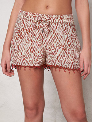 Only Mika Tribal Tiles Shorts